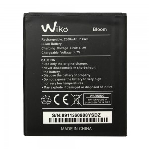 Wiko Bloom - Bateria