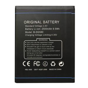 Doogee B-DG580 - Bateria