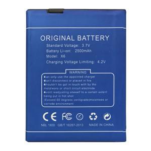Doogee X6 - Bateria