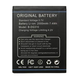 Doogee B-DG310 - Bateria