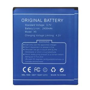 Doogee X5 - Bateria