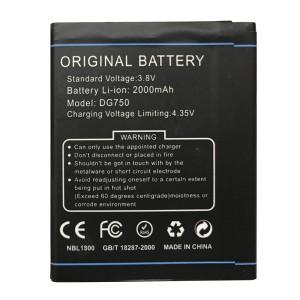 Doogee DG750 - Bateria