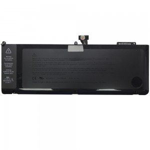 Macbook Pro 15 inch Unibody A1286 2009-2010 - Bateria A1321 10.95V 73WH