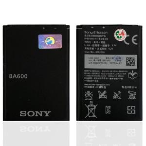 Sony Ericsson Xperia U St25i - Bateria BA600