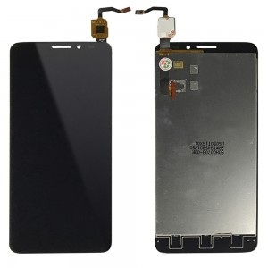 Alcatel One Touch Idol X 6040D - Full Front LCD Digitizer Black