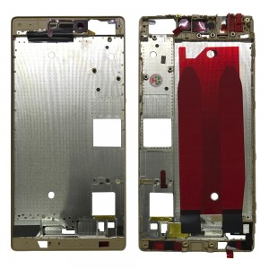 Huawei Ascend P8 - LCD Frame Gold