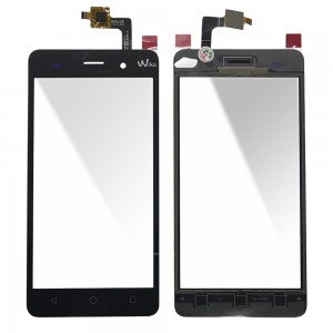 Wiko Lenny 3 - Front Glass Digitizer Black