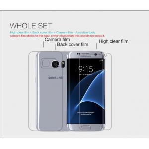 Samsung S7 Edge G935 - NillKin High-Level Crystal Screen Protector Kit
