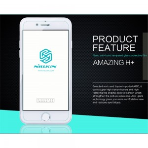 iPhone 7 / 8 / SE 2020 - NillKin Tempered Glass Screen Protector Amazing H+