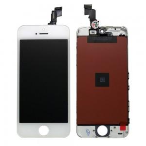 iPhone 5C - LCD Digitizer (original remaded)   White