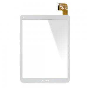 Universal 9.7 inch / Archos 97C Platinum - Front Glass Digitizer White HXD-1098-V3.0