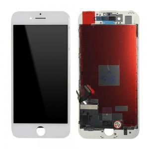 iPhone 7 - LCD Digitizer White A+++