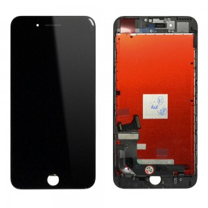 iPhone 7 Plus - LCD Digitizer Black A+++