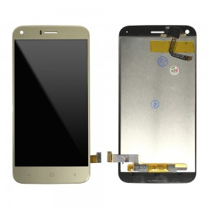 Umi London - Full Front LCD Digitizer Gold