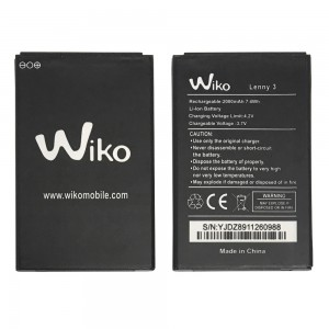 Wiko Lenny 3 - Battery 1800mAh 5.55Wh