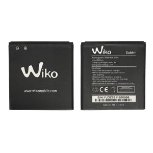 Wiko Sublim - Battery 1800mAh 6.66Wh