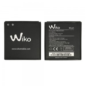 Wiko Blush - Battery 1800mAh 6.66Wh