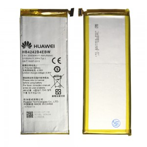 Huawei Shot X / Honor 6 - Battery HB4242B4EBW 3000mAh 11.40Wh
