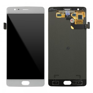 OnePlus 3 / 3T - Full Front LCD Digitizer White