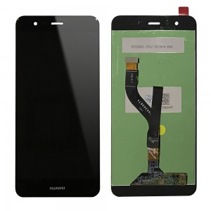 Huawei Ascend P10 Lite - Full Front LCD Digitizer Black (FHD-W-T)