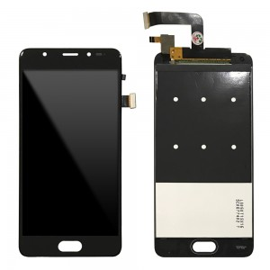 Wiko U Feel Prime - Full Front LCD Digitizer Black