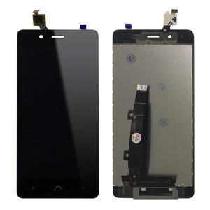 BQ Aquaris X5 Plus - Full Front LCD Digitizer Black