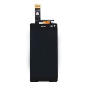 Sony Xperia C5 Ultra E5553 E5506 / C5 Ultra Dual Sim E5563 E5533 - Full Front LCD Display Digitizer Preto