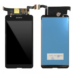 Sony Xperia E4G E2033 E2043 E2003 - Full Front LCD Digitizer Black