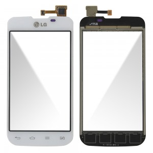LG 455 - Front Glass Digitizer White