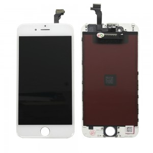 iPhone 6 - LCD Digitizer (original remaded) White