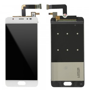 Wiko U Feel Prime - Full Front LCD Digitizer White