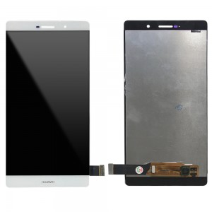 Huawei Ascend P8 MAX - Full Front LCD Digitizer White