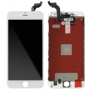 iPhone 6S Plus - LCD Digitizer White EBS