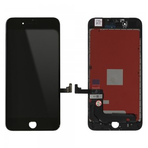iPhone 7 Plus - LCD Digitizer Black EBS