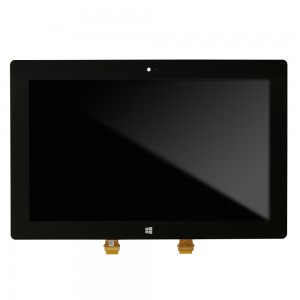 Microsoft Surface RT 2 1572 - Full Front LCD Digitizer Black