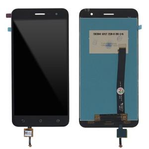 Asus Zenfone 3 ZE520KL - Full Front LCD Digitizer Black