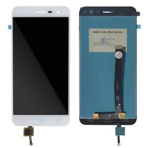 Asus Zenfone 3 ZE520KL - Full Front LCD Digitizer White