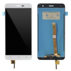 Asus Zenfone 3 ZE552KL - Full Front LCD Digitizer White