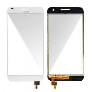 Huawei Ascend G7 - Front Glass Digitizer White