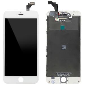 iPhone 6 Plus - LCD Digitizer (original remaded) White