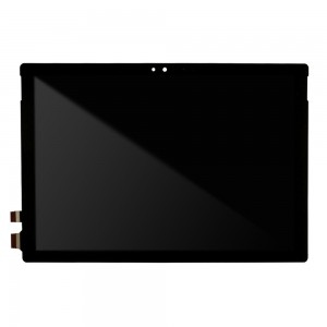 Microsoft Surface Pro 4 - Full Front LCD Digitizer Black