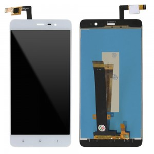 Xiaomi Redmi Note 3 Pro Special Edition - Full Front LCD Digitizer White