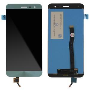 Asus Zenfone 3 ZE552KL- Full Front LCD Digitizer Blue