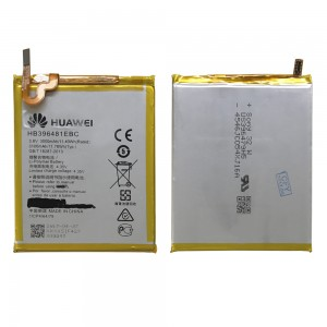 Huawei Ascend G8 - Battery HB396481EBC 3000mAh 11.40 Wh