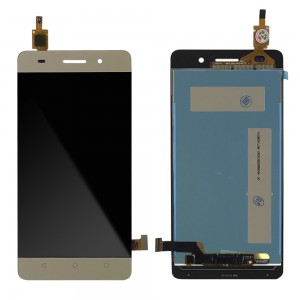 Huawei Honor 4C, G Play Mini G650 - Full Front LCD Digitizer Gold