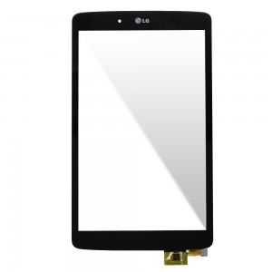 LG G Pad 8.0 V480 V490 V495 - Front Glass Digitizer Black