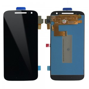 Motorola Moto G4 XT1622 - Full Front LCD Digitizer Black