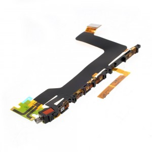 Sony Xperia XZ F8331 - Power / Volume  Flex Cable with Vibrator
