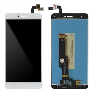 Xiaomi Redmi Note 4X - Full Front LCD Digitizer White Global Version