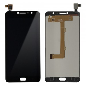 ZTE Vodafone Smart Ultra 7 VFD700   FPC5531-1506019 - Full Front LCD Digitizer Black